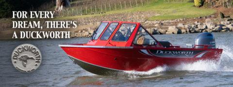 Home - Duckworth Welded Aluminum Boats