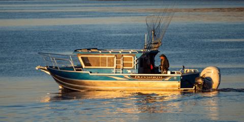 Offshore - Duckworth Welded Aluminum Boats