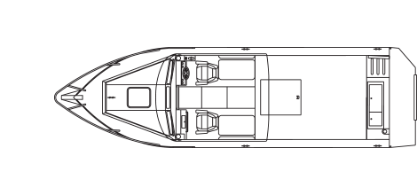 Offshore technical drawing