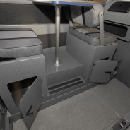 Dinette Seating with Storage