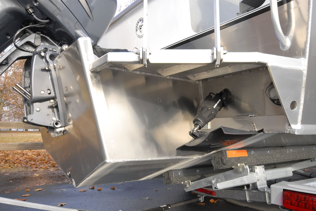 Offshore Specs And Features Duckworth Aluminum Boats