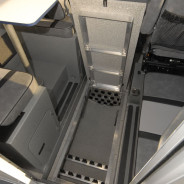 Sub Floor, High Security Rod Storage