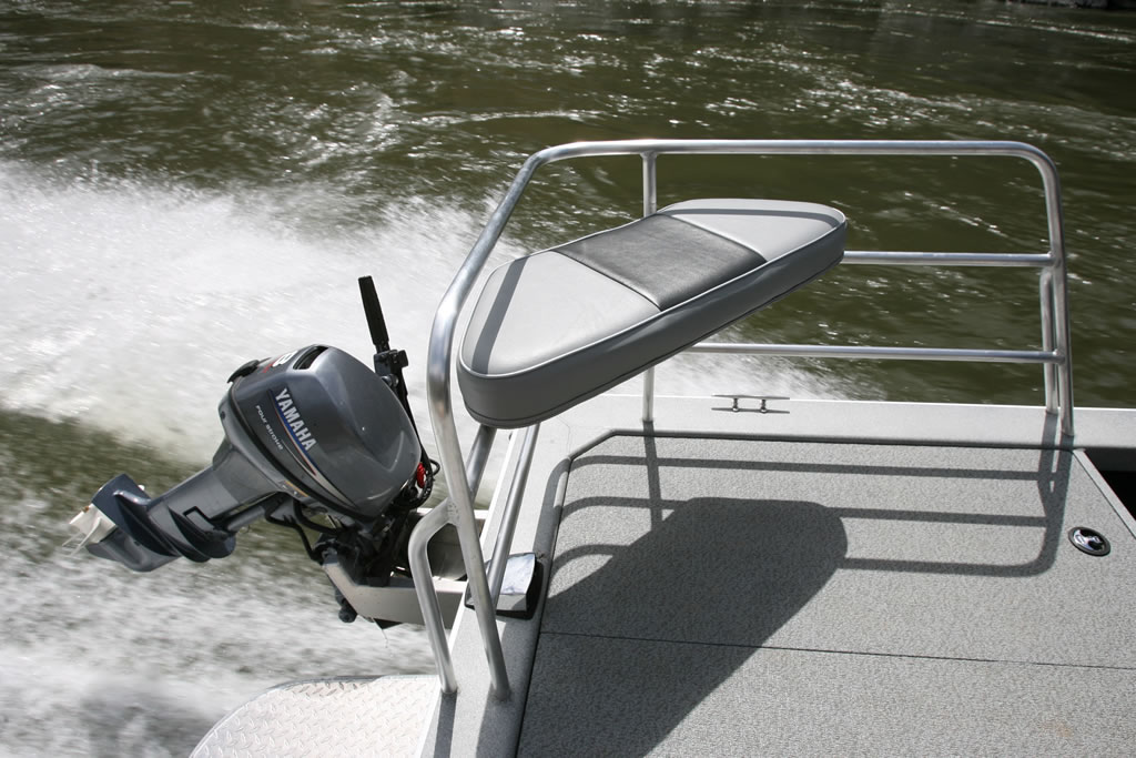 How To Change A Water Pump >> Ultra Magnum Inboard Jet Specs - Duckworth Aluminum Boats