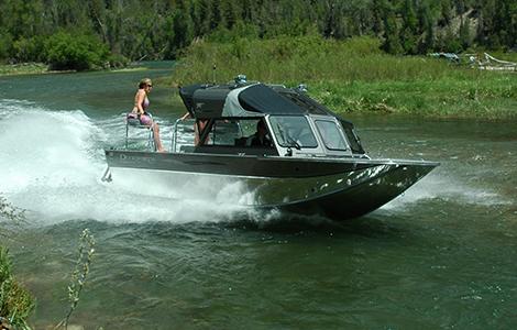 Ultra Magnum Inboard Jet