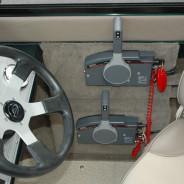 Dual Helm Controls