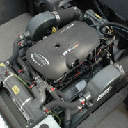 Easy Access Engine Compartment
