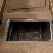 Optional floor storage