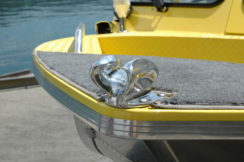 235 Pacific Navigator Specs And Features Duckworth Boats