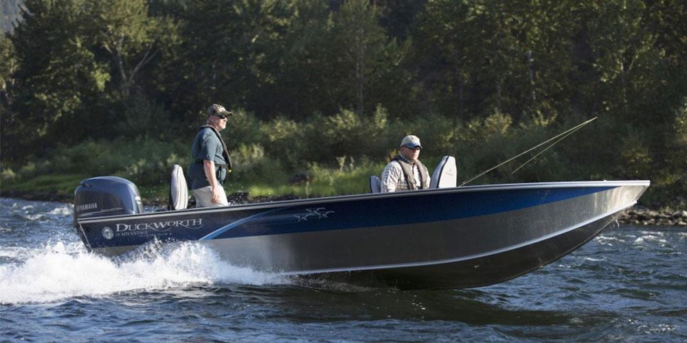 Advantage Outboard Tiller photo