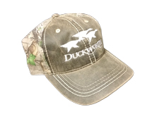 Port Authority Pigment Dyed Camo Hat photo