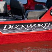 Duckworth logo on side