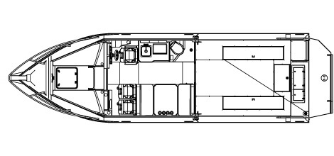 Offshore XL technical drawing