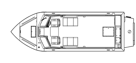 Pacific Navigator technical drawing